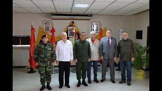 Рособоронэкспорт берді Венесуэла мобильді сервис кешені үшін әскери техниканы жөндеу