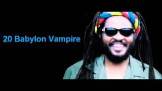20 Babylon Vampire  Edson Gomes