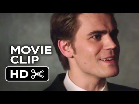 Amira & Sam Movie CLIP - SEC (2014) - Paul Wesley Romance Movie HD