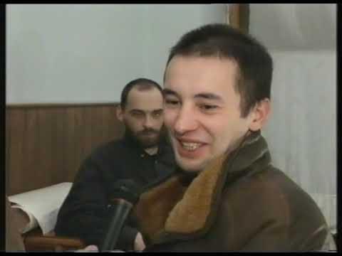Ne Zhdali/Не Ждали + Вежливый Отказ - концерт в Киевской консерватории 1997