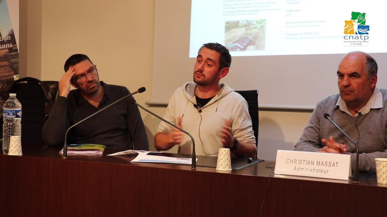 La coopérative de Travaux Publics, un outil d'accès aux marchés pour les artisans