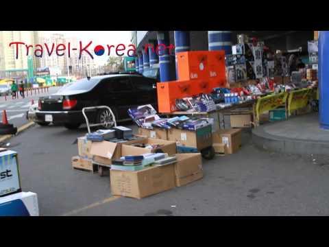 YongSan Electronic District in Seoul, Korea! [용산]