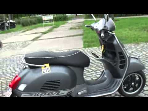 vespa gts 300 super sport piaggio berlin. Black Bedroom Furniture Sets. Home Design Ideas