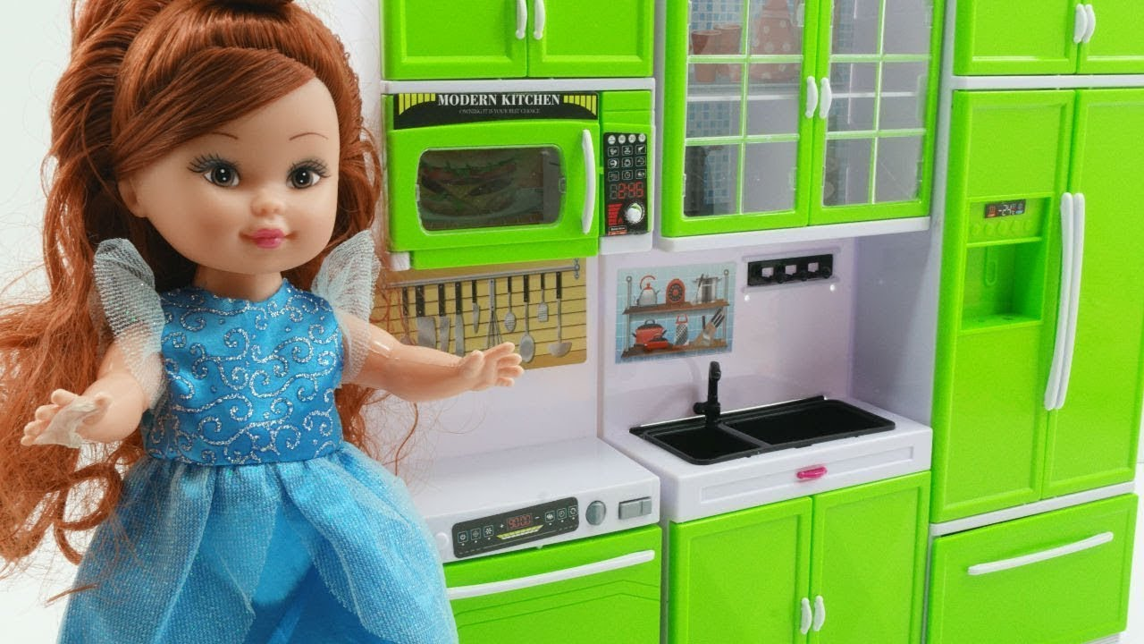 Toy Kitchen Sets Marsh Cabinets 玩具厨房套装烹饪儿童玩具婴儿娃娃食品烹饪玩具厨房婴儿娃娃玩hd 2018弗 2018弗拉德
