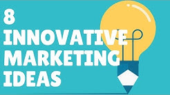 #MarketingTips: Innovative Marketing Ideas