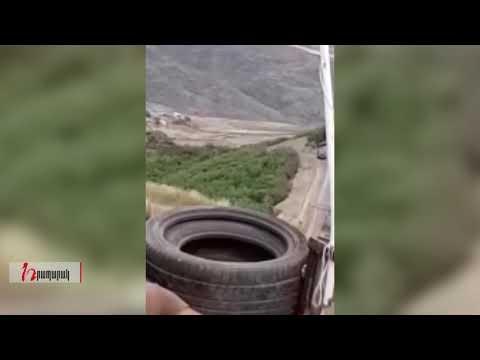 Ադրբեջանական ուժերը  մոտենում են Տավուշի  հենակետին