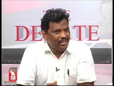 Michael Lobo debates with GF, AAP and Congress leaders on Prudent Media Channel