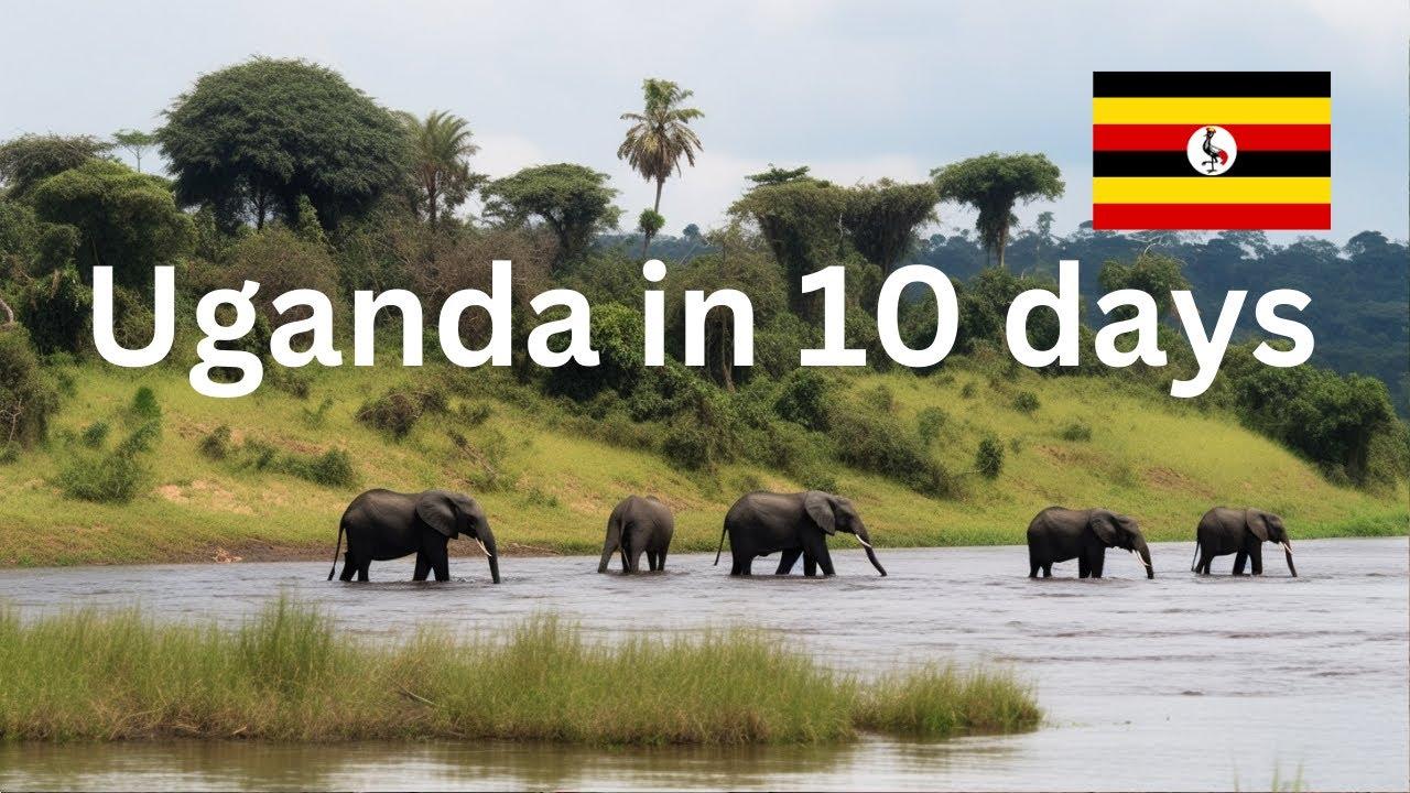 UGANDA ROAD TRIP // HOW TO VISIT UGANDA IN 10 DAYS