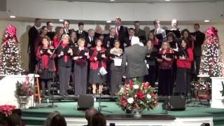 Riverview Church - Christmas Choir - Fullness of Grace