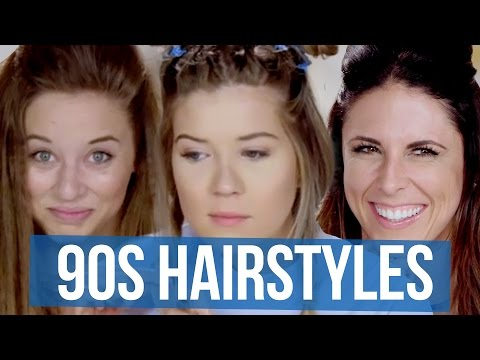 90's Hair Accessories We Forgot About (Beauty Break)