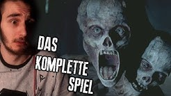 DAS KOMPLETTE SPIEL! | The Dark Pictures: Man of Medan (Deutsch/German) [Let's Play - Review]