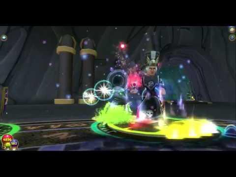Wizard101 : Test Realm Empyrea-- Bat Lair, Mellori, New enemy?