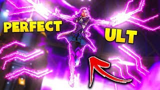 THAT'S How You Use Sombra Ult!! - Overwatch Funny Moments & Best Plays 45
