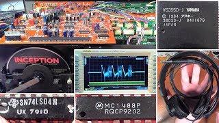 Ремонт (№12) японо-аудио. Yamaha YH-3 и Diatone DP-101. [Запись]