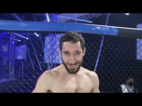 Florian Doskja vs. Orion Lombardi (Venator FC 6)