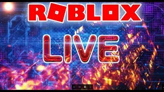 🔴 !!! ROBLOX LIVE STREAM | WITH VIEWERS!!! TRY TO WIN ROBUX EVERY 5 MINUTES !! 🔴