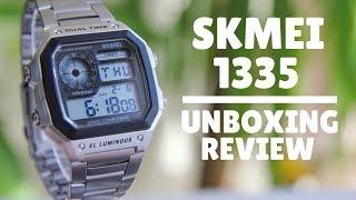 видео Skmei
