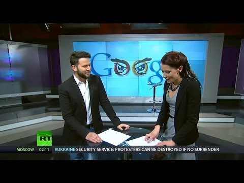 [363] Google's Global Surveillance, US Rejects Child Protection Treaty & Sustainability Revolution