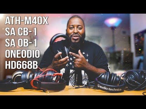 BEST Studio Headphones Under $100
