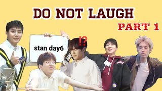 DAY6 CUTE AND FUNNY MOMENTS PT.1