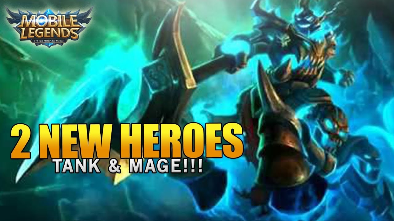 Mobile Legends 2 New Heroes Which New Hero Do You Want The Most
