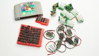 Unboxing Electronics Components