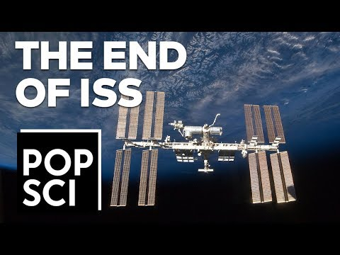 This Is Where The International Space Station Will Go To Die