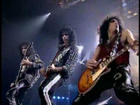"""KISS """"I Want You"""", live in Detroit '90"""