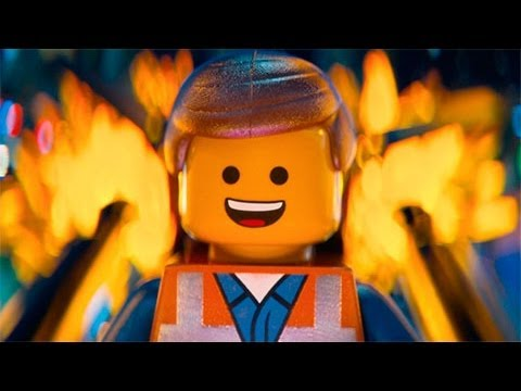 The Lego Movie  Cant Hold Us Music  HD