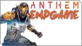 ANTHEM | Nivel 30 COMANDO | Empieza el ENDGAME - Qué ofrece Anthem el dia de salida?