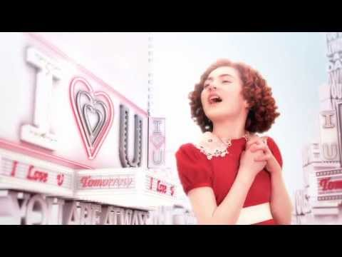 ANNIE on Broadway Commercial: Tomorrow