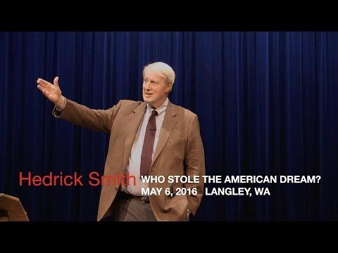Hedrick Smith May 6 2016