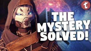 The Identity of the Exo Stranger REVEALED! | Destiny 2 - Warmind