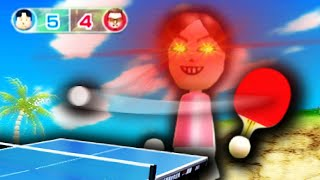 THE GOD OF WII PING PONG