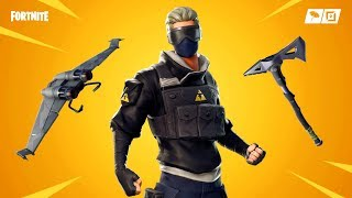 THE NEW VERGE SKIN Fortnite Daily Reset NEW Items in Item Shop