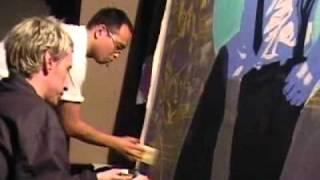 HVW8 Art Installation Festival International de Jazz de Montreal/DJ Series 2001