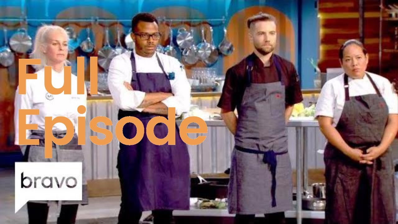 Last Chance Kitchen Catch Me Up Quick Season 15 Episode 1 Bravo Youtube