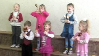 Хор открытый урок (ЦДТ). г.Пушкино 2 марта 2012 года.