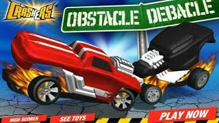 Juego De Autos 68: Hot Wheels Crashers 2008