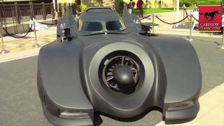 Original Batmobile 360° video.