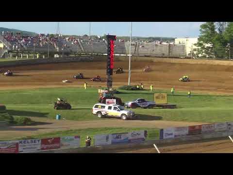 Lawrenceburg Speedway Alex Heat 6-2