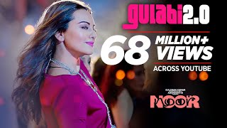 Noor : Gulabi 2.0 Video Song | Sonakshi Sinha | Amaal Mallik, Tulsi Kumar, Yash Narvekar |T-Series
