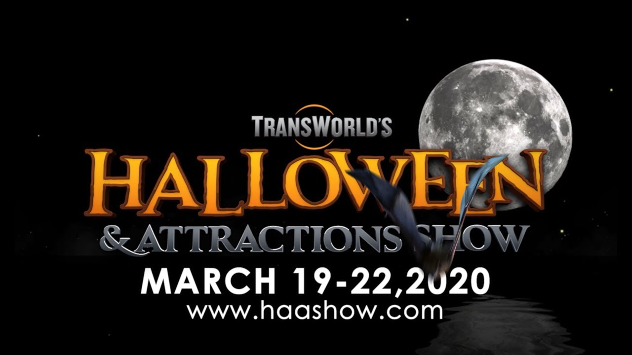 Ransworld 2020 - Halloween & Haunt Show TransWorld's Halloween & Attractions Show 2020, St. Louis, MO