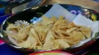 Home Made Tortilla Chips Recipe - Latin Cuisine - Soup Bone Entertainment