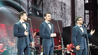 Il Volo - Your love - Once upon a time in the west (C'era una volta il west)
