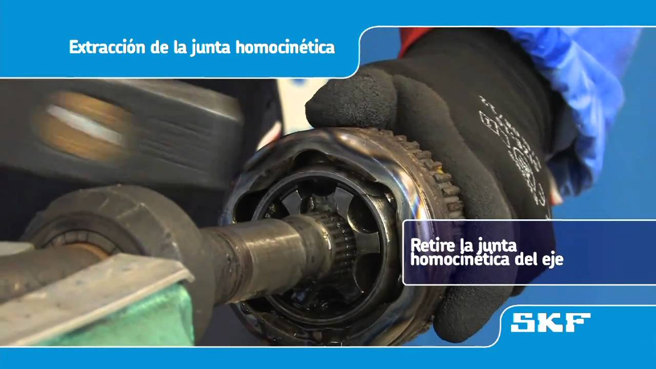 Skf Instalaci 243 N De La Nueva Junta Homocin 233 Tica Vkja 5342