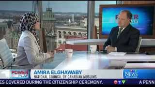 NCCM's Amira Elghawaby discusses federal MP's divisive comments