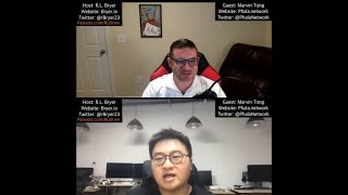 Phala Network, Co-Founder and CEO, Marvin Tong, Episode 40 on Privacy Solutions to Smart Contracts