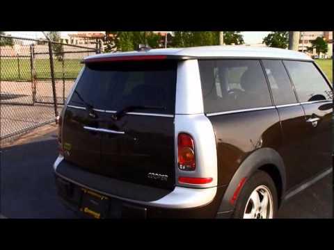 2009 Mini Cooper Clubman Wagon Youtube