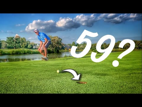 Can I Shoot 59 From The Front Tees? | Golfing At Nashville Golf & Athletic Club